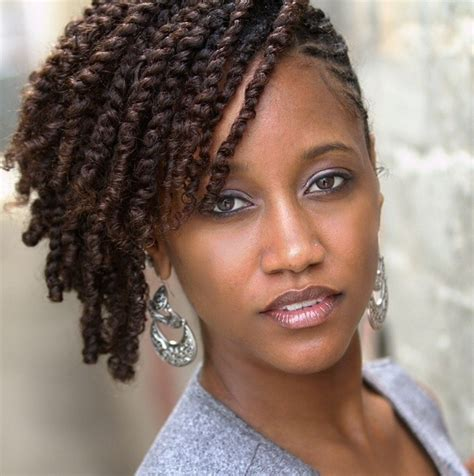 pics of two strand twist styles mixture of natural hairstyles archive black women natural