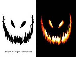 28 Scary Pumpkin Carving Patterns 10 Free by 28 Scary Pumpkin Carving Patterns 10 Free