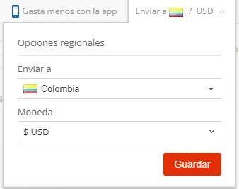 gu 205 a 2018 como comprar en aliexpress desde colombia