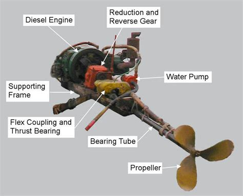 electric long tail boat motor longtail outboard