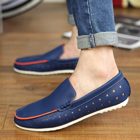 Loafers Sepatu Slip On Casual Kulit Jk Collection fashionable and comfortable casual shoes