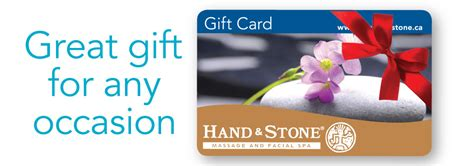 Hand And Stone Gift Card - restore refresh relax hand stone massage and facial spa my etobicoke