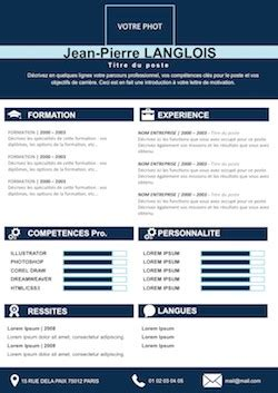 Cv En Francais Exemple Word by Exemple De Cv Original Word Gratuit