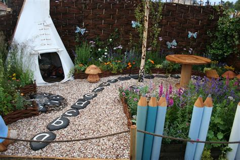 Child Friendly Garden Ideas Out2play In The Garden Opportunity To Design A Garden For