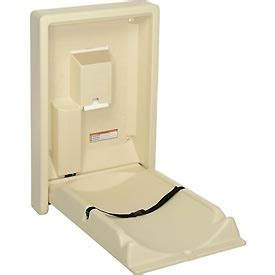 Restroom Changing Tables Bathroom Supplies Baby Changing Tables Koala Kare 174 Vertical Baby Changing Table