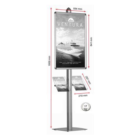 retail poster display multifunctional retail poster