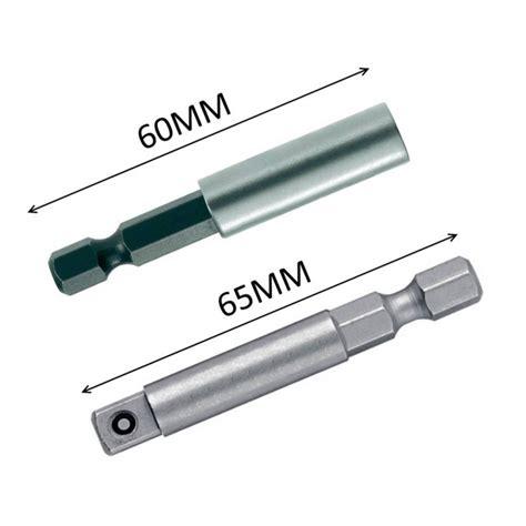 socket wrench bit holder hex bit holder socket adapter 6 35mm 1 4 inch wood and tools