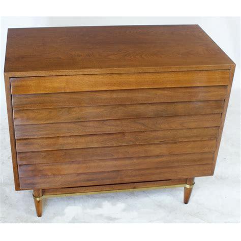 american of martinsville dresser vintage metro retro furniture 3ft vintage american of
