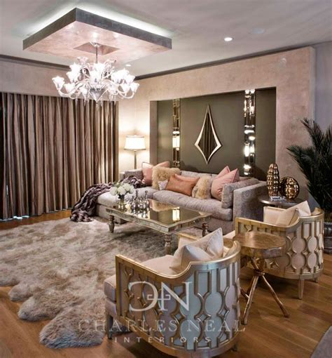 glamorous homes interiors 17 best ideas about luxury living rooms on