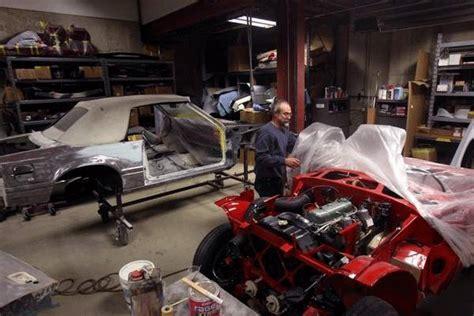 Netcong Auto Restorations, LLC. ? Complete Classic Car