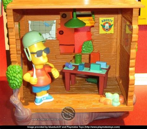 Promo Best Treehouse Board merchandise release guide simpsons collector sector