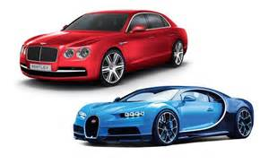 Bentley Bugatti Bentley And Bugatti For 2017 What S New Feature Car