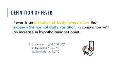 Definition Pattern Of Fever | by pbl 2 supervised by dr raghda farag ppt video online