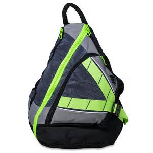 adidas rydell sling backpack in multicolor for men blk blk lyst