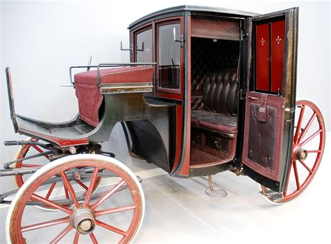 buggy wagen brougham carriage carriages and sleighs