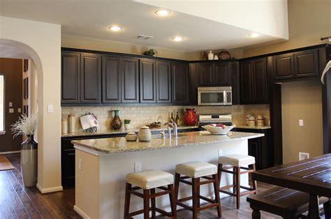 Kitchen Cabinets Knobs And Pulls dark brown kitchen cabinets by burrows cabinets in espresso