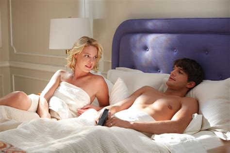 naked woman in bed the killers trailer ashton kutcher katherine heigl images