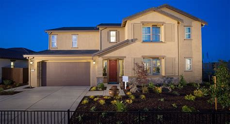 Sacramento New Homes by Ridgefield At Westpark New Home Community Roseville Sacramento California Lennar Homes