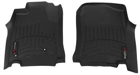 weathertech floor mats for toyota 4runner 2007 wt440111