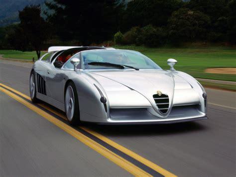 Alfa Romeo Scighera by Alfa Romeo Scighera Concept
