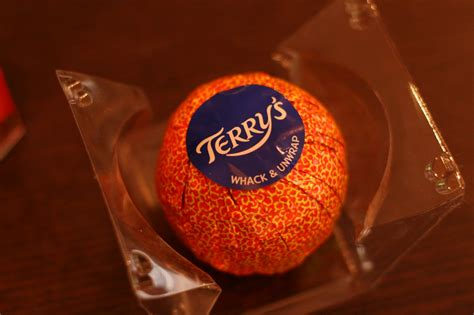 orange chocolate terry s chocolate orange 171 foodmayhem