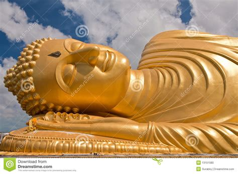 Buddha Statue Temple Of The Reclining Buddha Car