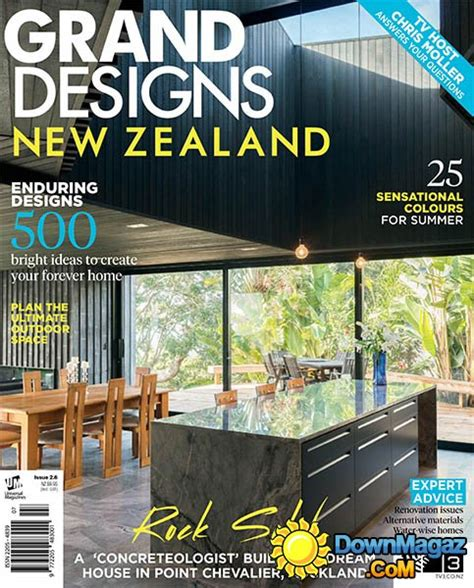home design magazine new zealand grand designs nz issue 2 6 2016 187 download pdf magazines