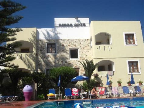 crete appartments stalis beach picture of nikos apartments stalis