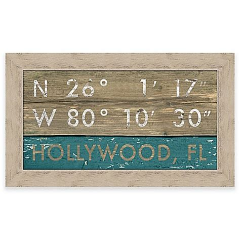 bed bath and beyond hollywood hollywood florida coordinates framed wall art bed bath
