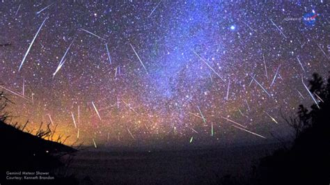 Meteor Shower Time August 12th by The Perseid Meteor Shower Had Its Peak On August 12
