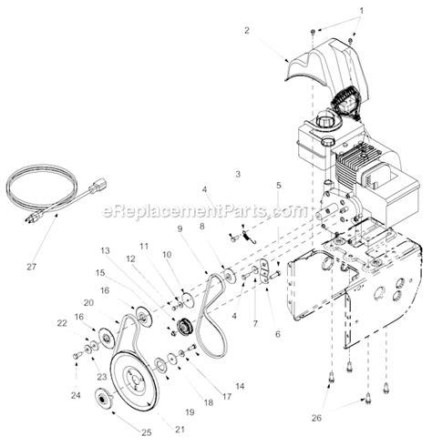 mtd snowblower parts diagram mesmerizing mtd snowblower parts diagram gallery best
