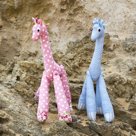 The Giraffe Gift Baby Blue quot mr baby blue quot the giraffe merrilyn knits and gifts