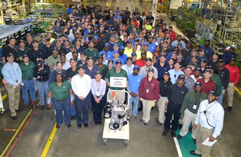 Toyota Manufacturing Huntsville Al Toyota Motor Manufacturing Alabama Produces Four Millionth