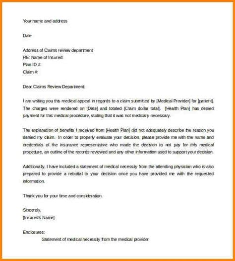 letter layout regarding sle letter of appeal for consideration