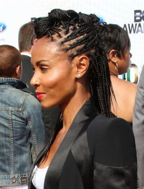 big braids in dark colours for blackwoman big braids hairstyles for black women