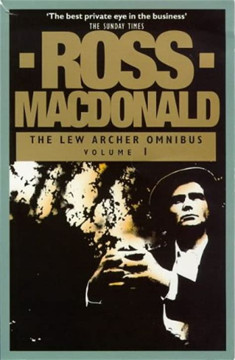 the enigma series omnibus edition all five volumes in one books the lew archer omnibus by ross macdonald reviews