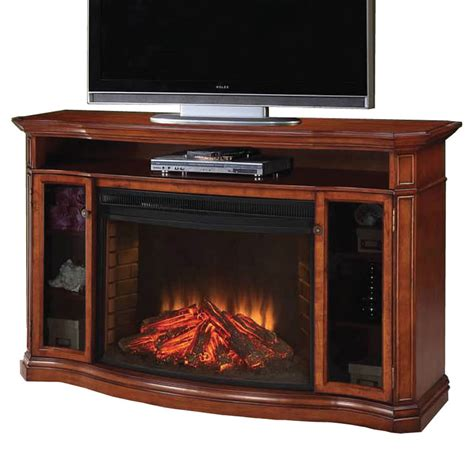 cheap tv stand with fireplace object moved