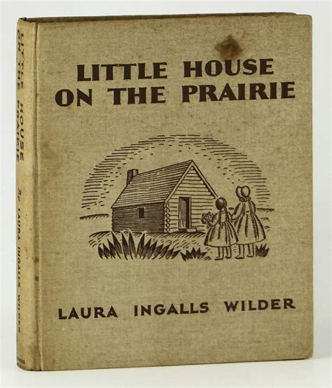 on the prairie picture books house on the prairie by wilder ingalls 1935