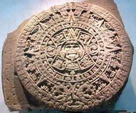 El Calendario Azteca La Piedra Sol Calendario Azteca
