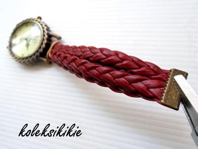 Gelang Tangan Rantai Emas Mt Gunting membuat jam tangan gelang sendiri koleksikikie