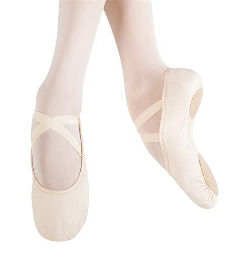 ballet slippers quot intrinsic quot canvas split sole ballet slippers shoes