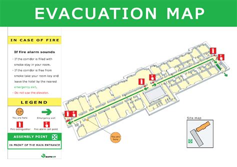 pics for gt hotel emergency exit plan 3d evacuation plans