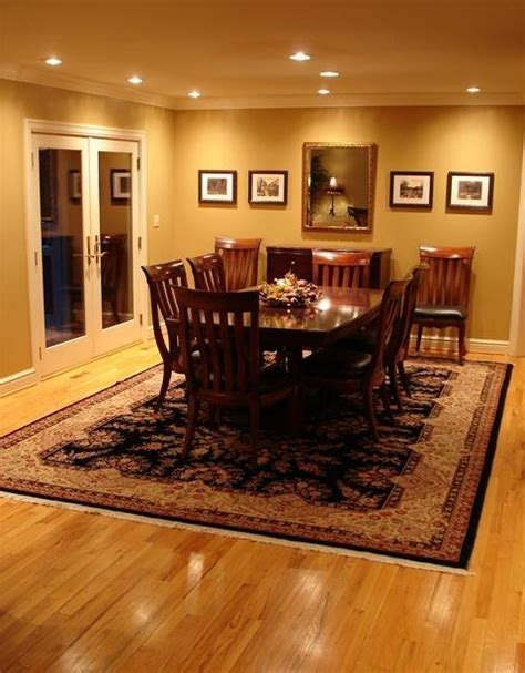 Dining Room Recessed Lighting Lighting Ideas For Your Dining Room Homeimprovementandhomecare