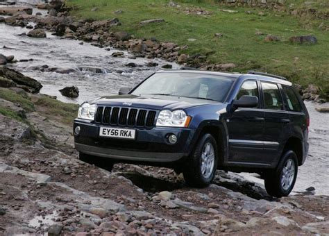 2007 jeep grand diesel problems jeep grand wk awarie i problemy autokult pl