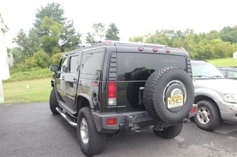 repair anti lock braking 2005 hummer h2 navigation system purchase used 2005 hummer h2 nav and third row in westville new jersey united states for us