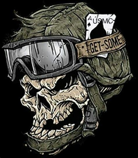 imagenes de calaveras militares 19 best marine corps tattoos images on pinterest marine