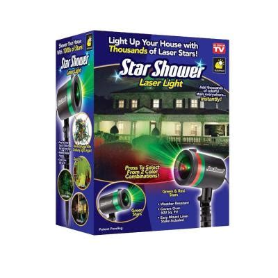 star shower laser light projector as seen on tv 9400 6