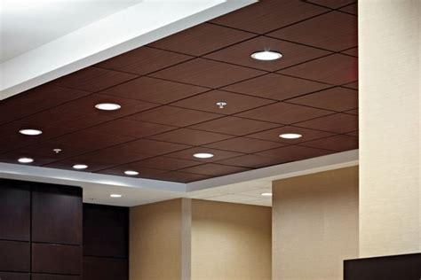 Acoustic ceiling tiles ? what do you need to know about them?