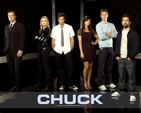 actors in chuck tv series chuck tv show cast