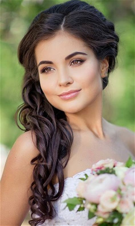 Wedding Hairstyles To One Side by 30 Stunning Wedding Hairstyles For Hair